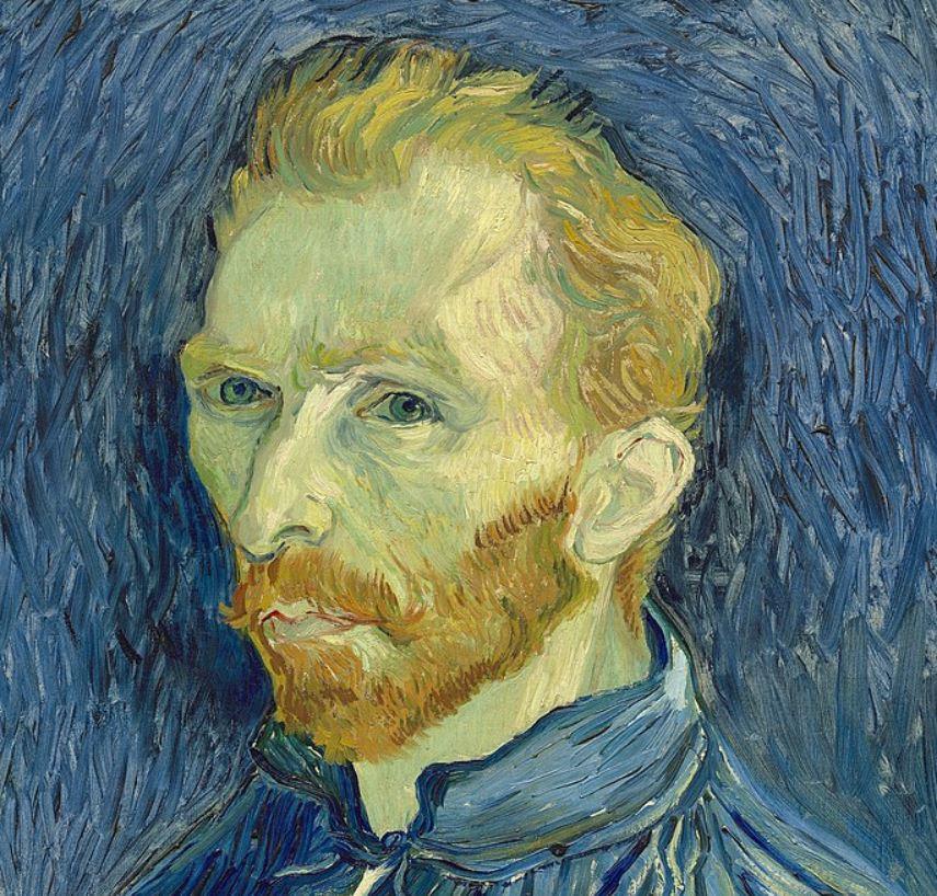 Vincent van gogh self-portait 1889