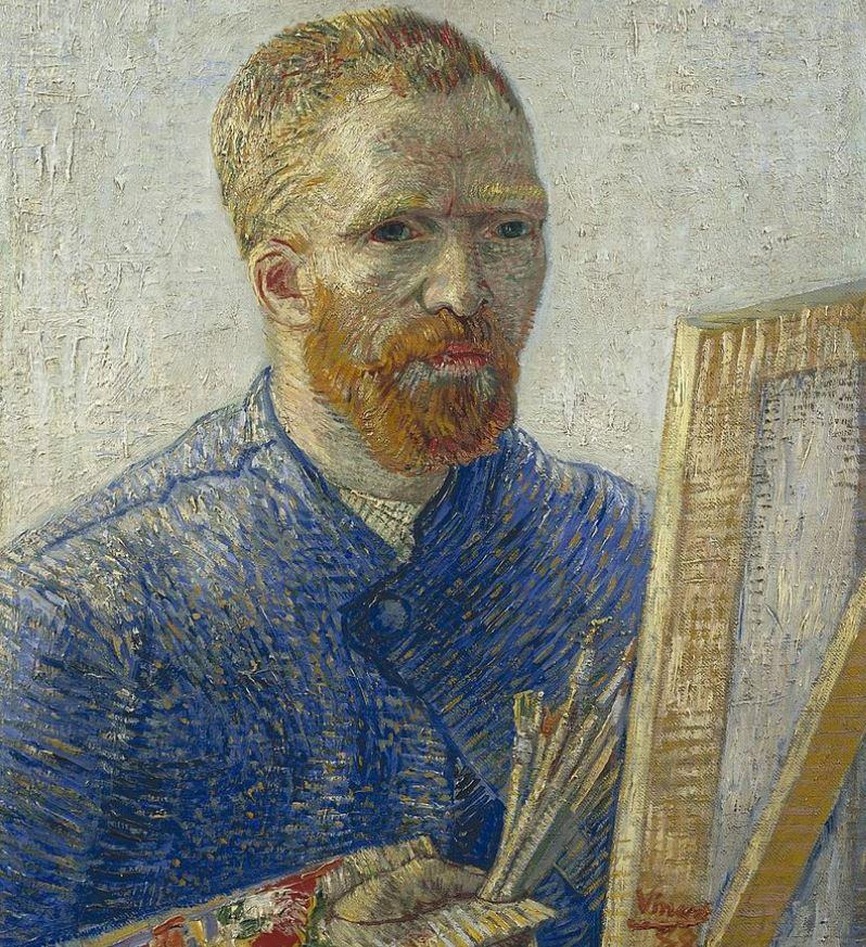 Vincent van gogh self portrait 1888