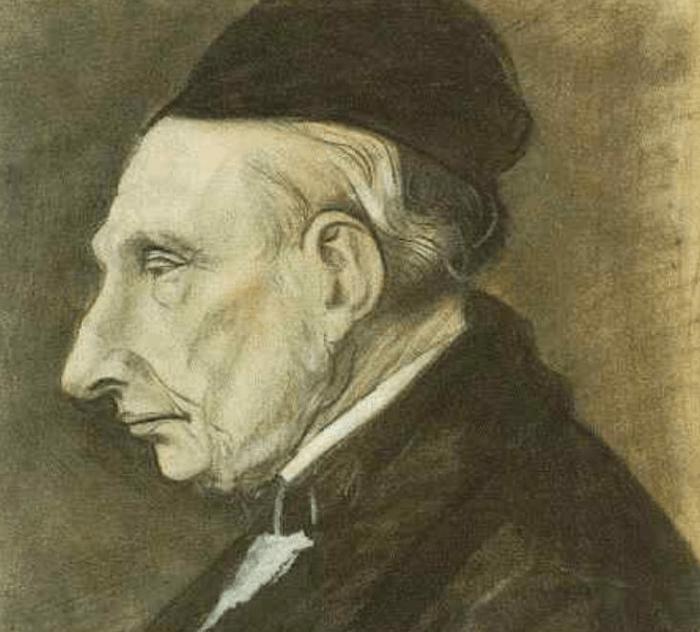 Vincent Van Gogh's Grandfather
