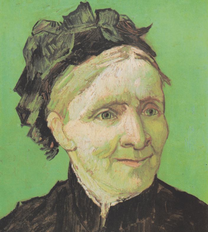 Vincent van Gogh's mother