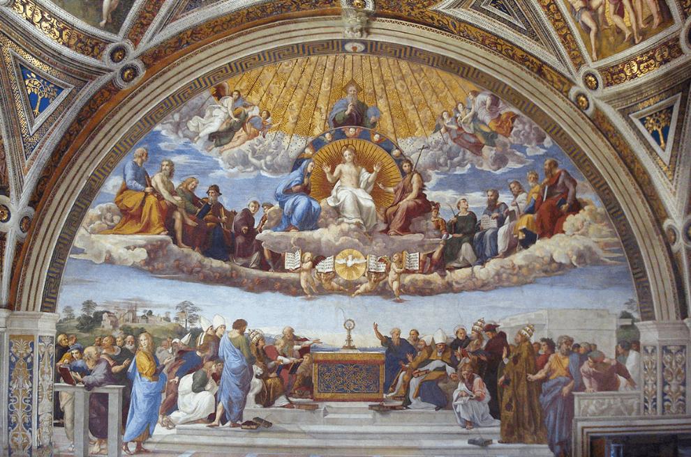 Adoration of the Holy Sacrament
