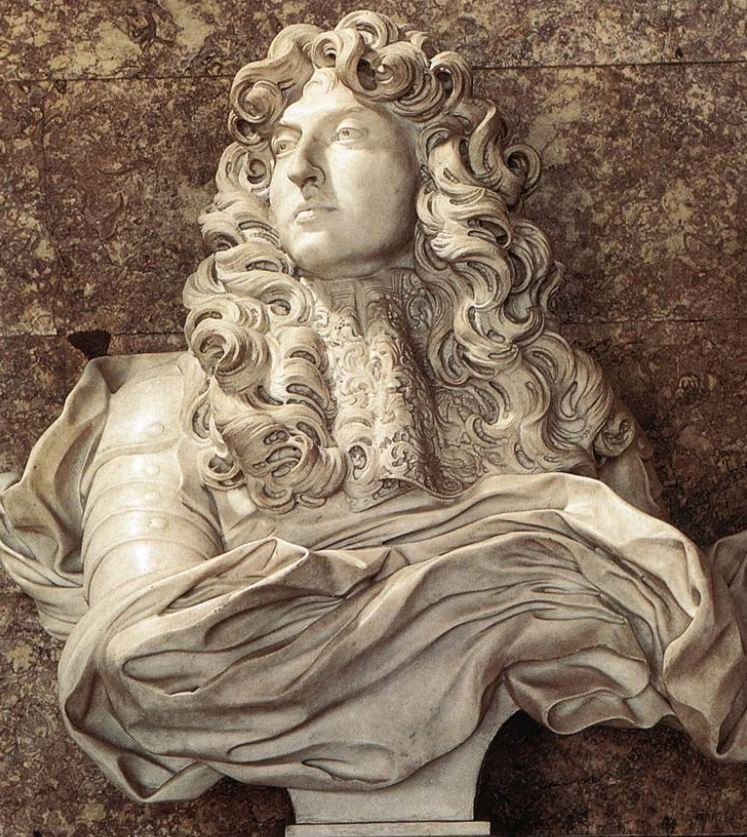 bust of louis XIV bernini