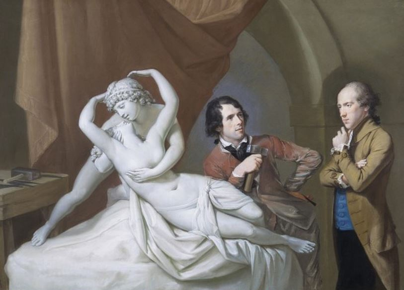 Top 6 Famous Neoclassical Artists