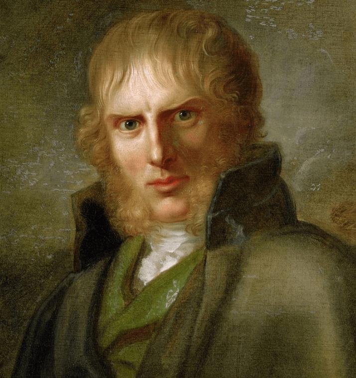 Most famous romantic artists - Caspar David Friedrich
