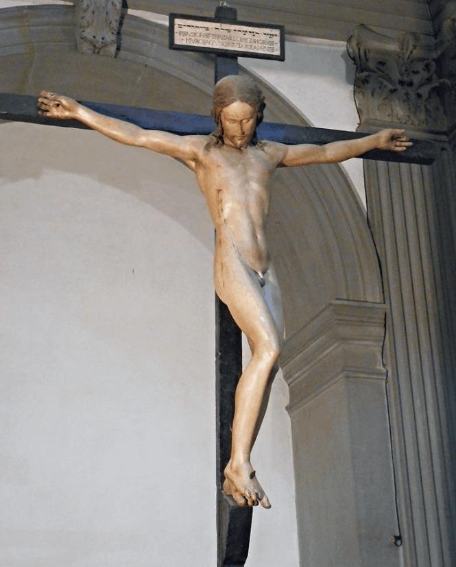 Crucifix Michelangelo