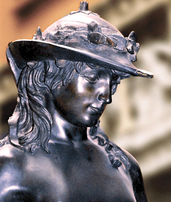 david by Donatello