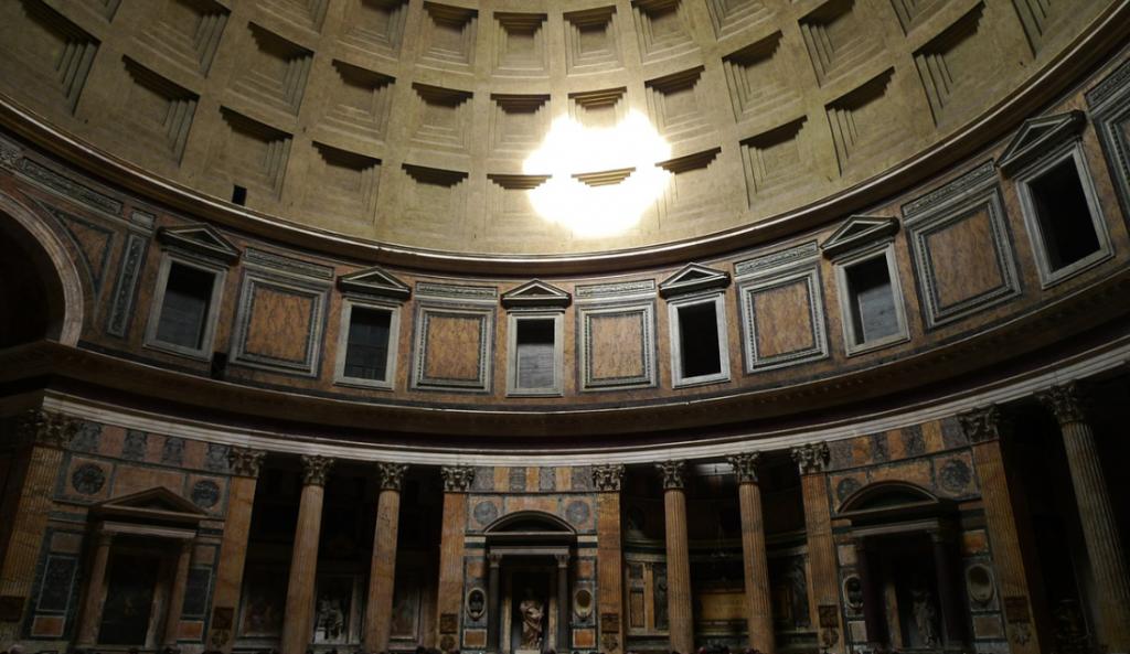 pantheon raphael