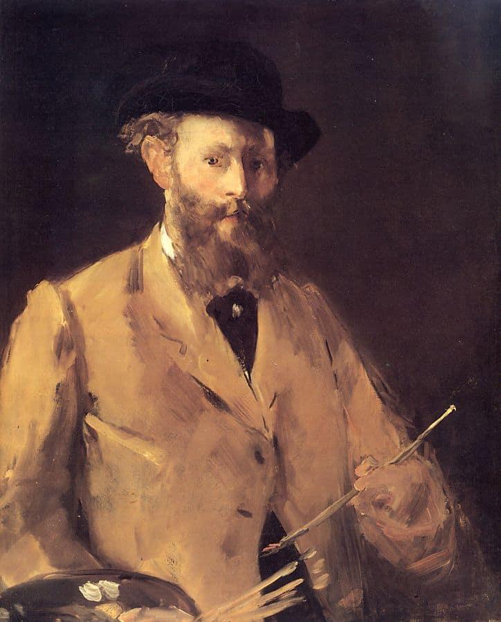 Edouard Manet impressionist artists