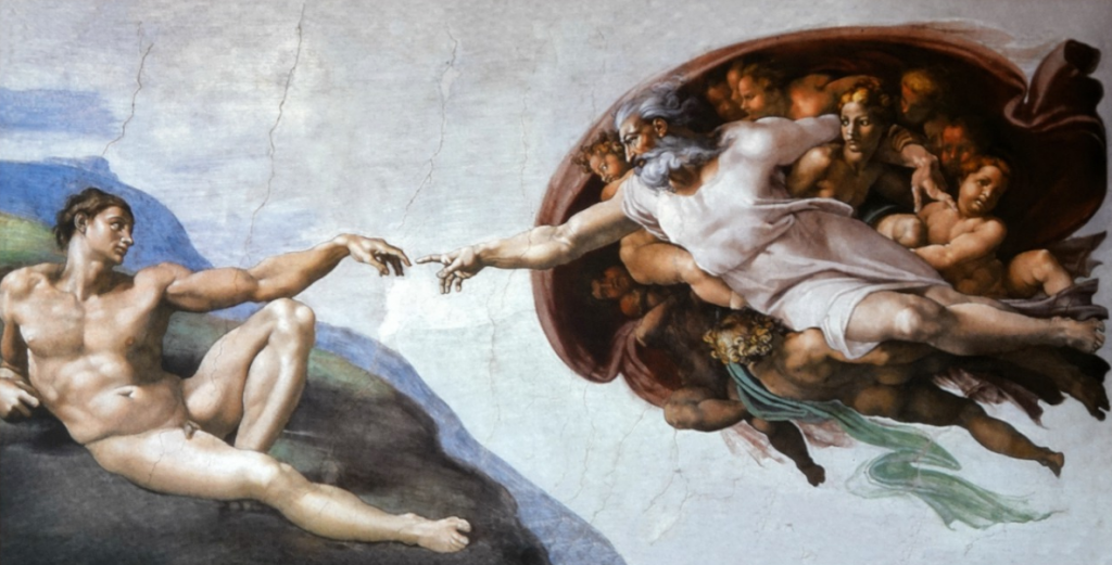 facts about the creation of adam