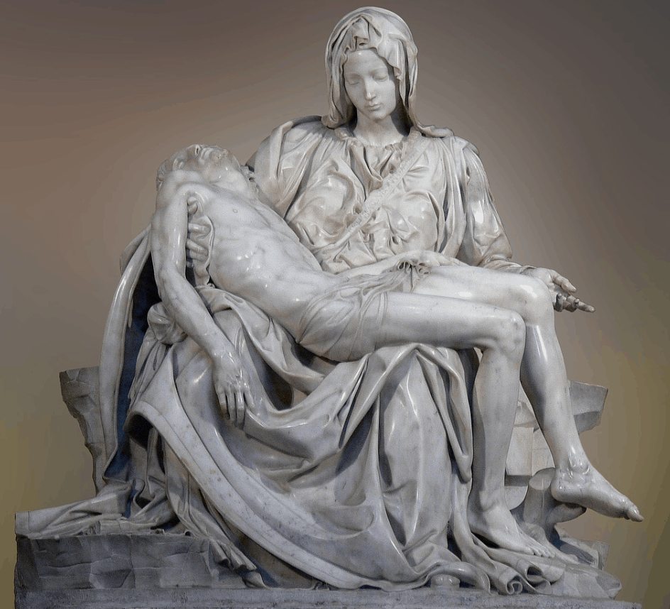 facts about the Pietà