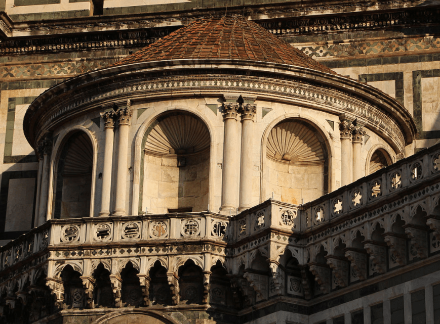 Florence Cathedral exedra