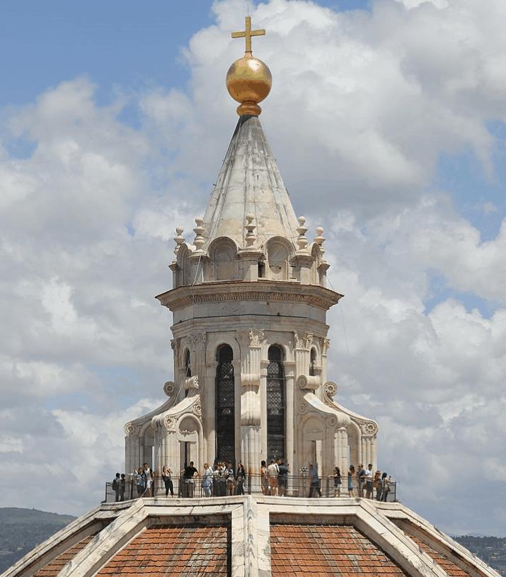 Florence Cathedral lantern