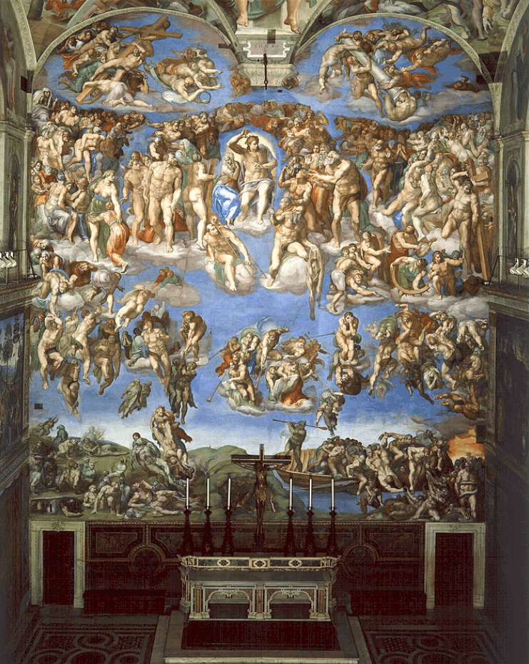 facts about the last judgement