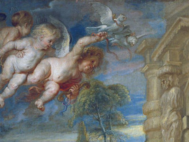 garden of love rubens cupids