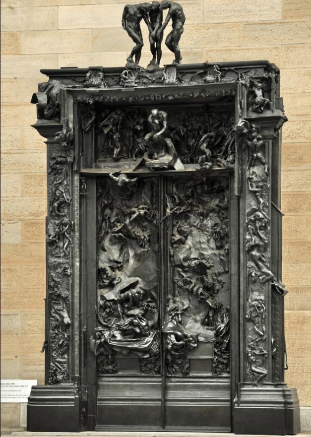 Gates of Hell in Zurich