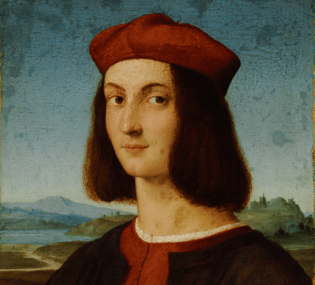 interesting facts about raphael