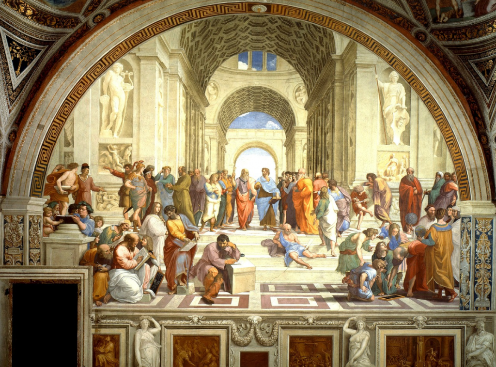 10 Fun Facts About The Parnassus By Raphael