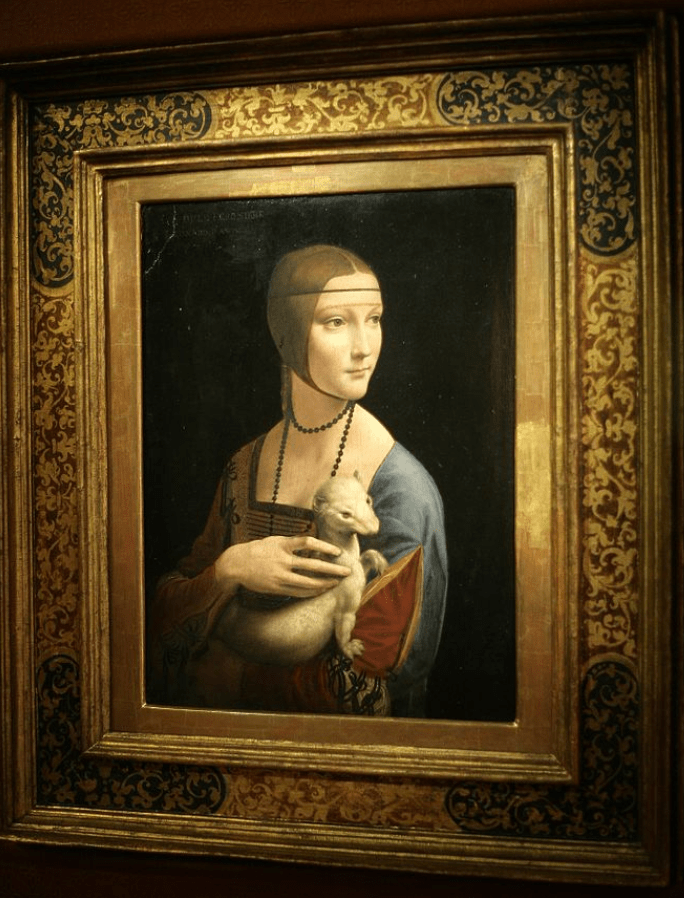 lady with an ermine interesting facts