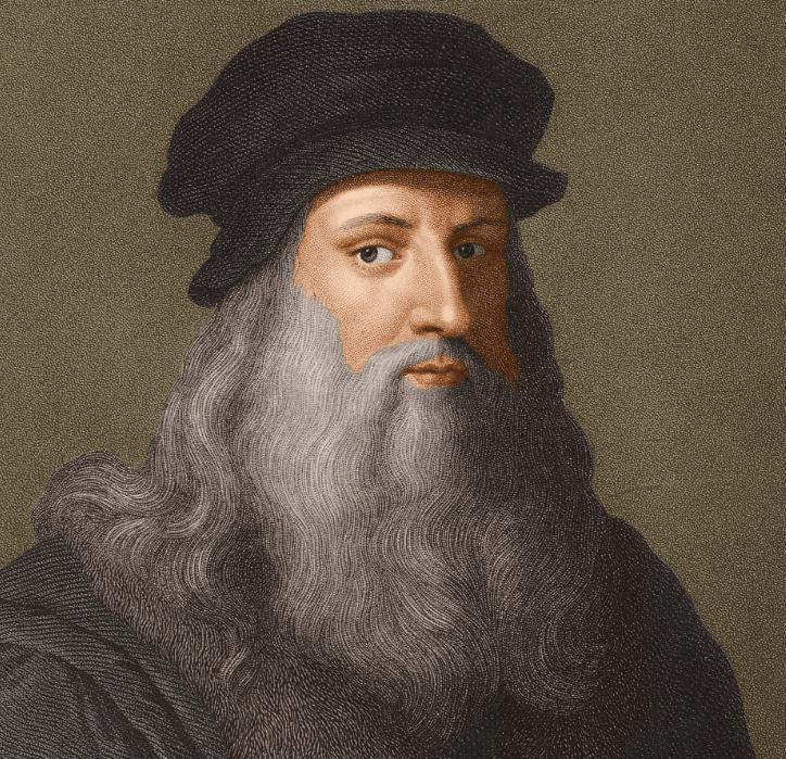 famous renaissance artists leonardo da vinci