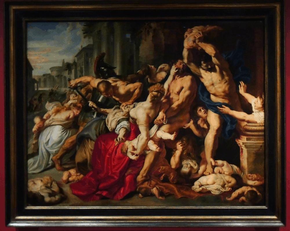 Massacre of the innocents Art Gallery of Ontario