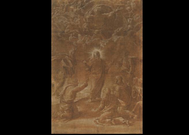 Modello of The Transfiguration