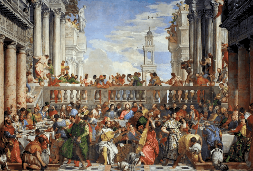The Wedding at Cana Veronese