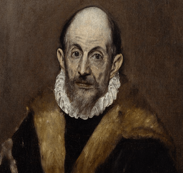 Most famous mannerist artists El Greco
