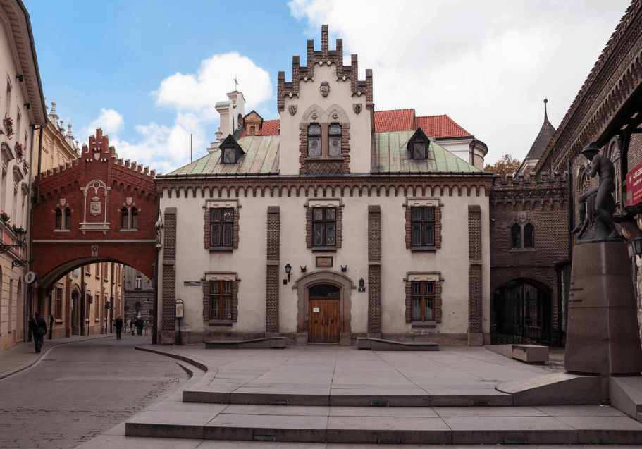 Museum in krakow