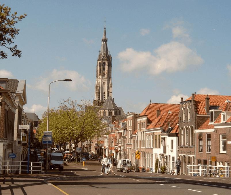 Nieuwe Kerk in modern times