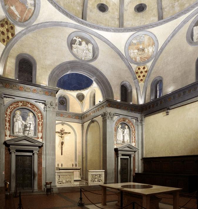 Old Sacristy of San Lorenzo