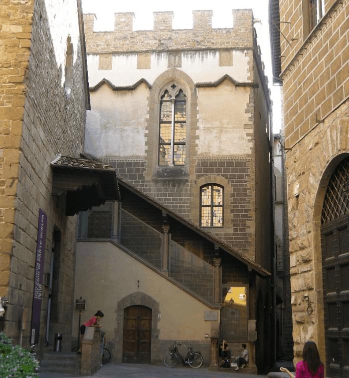 Palazzo di Parte Guelfa hall