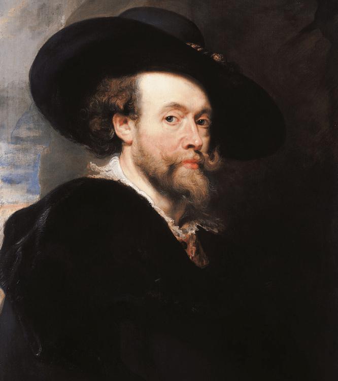 famous baroque artists Peter paul rubens