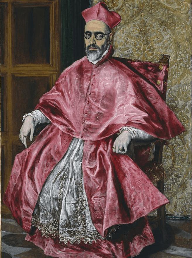 Portrait of Fernando Niño de Guevara El Greco