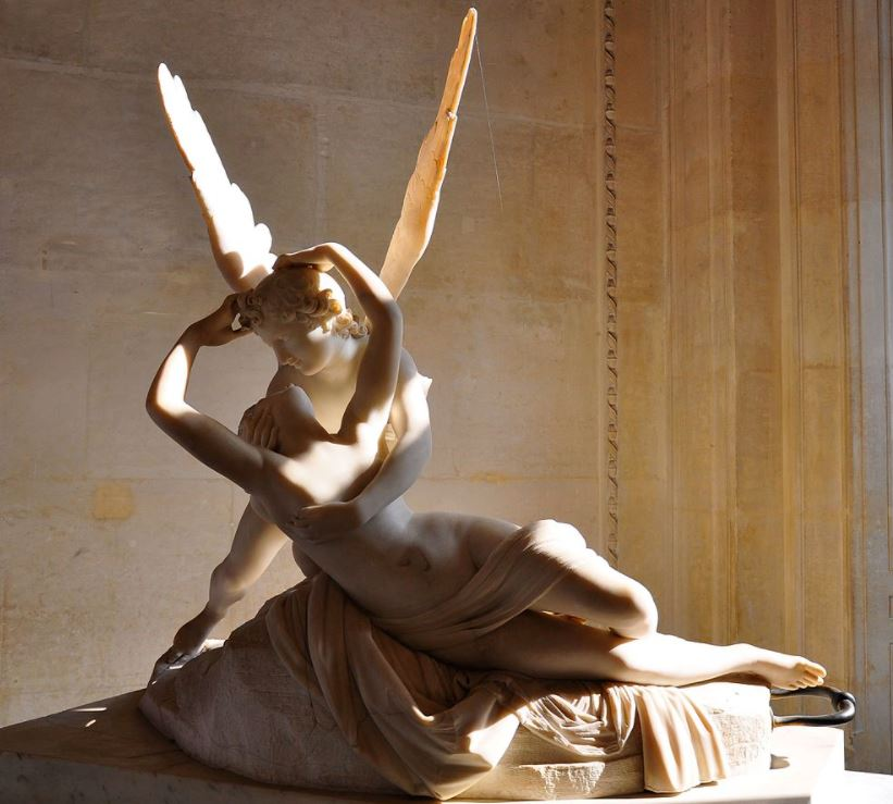 psyche revived by cupids kiss facts