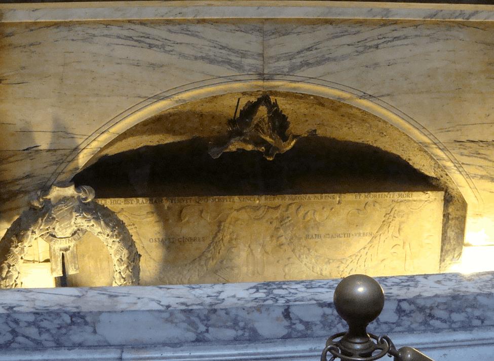 Raphael tomb pantheon
