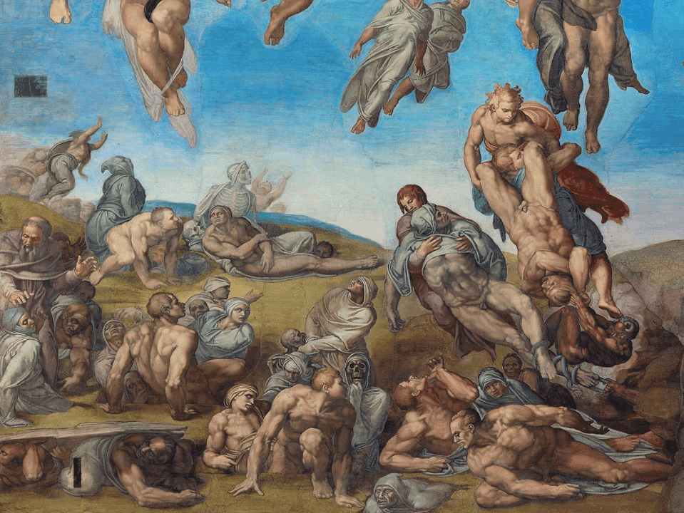 judgment of God of all humanity