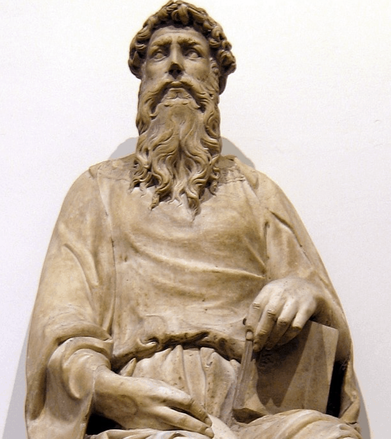 Saint John the Evangelist by Donatello