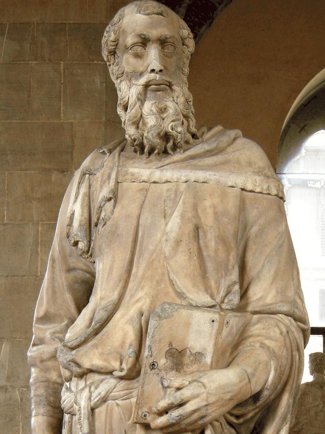 Saint Mark famous Donatello Sculptures