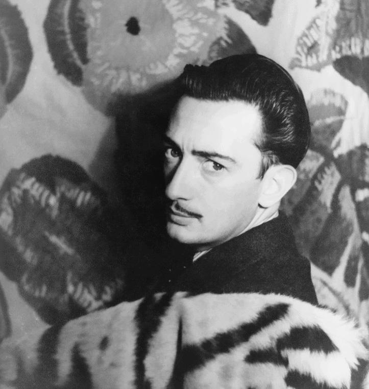 Salvador Dali in 1939