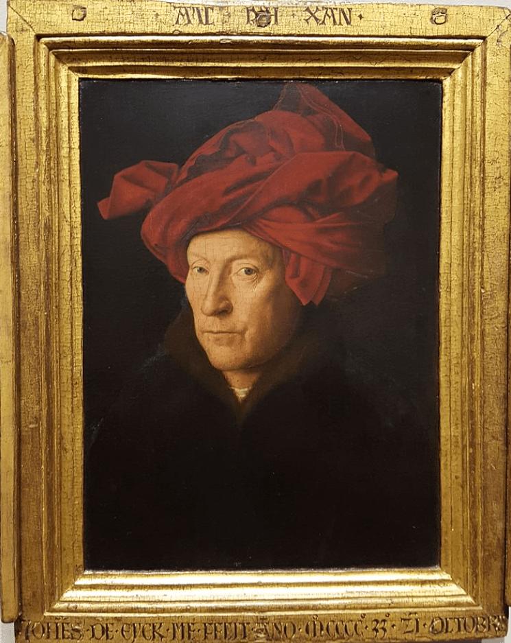 Jan van Eyck facts