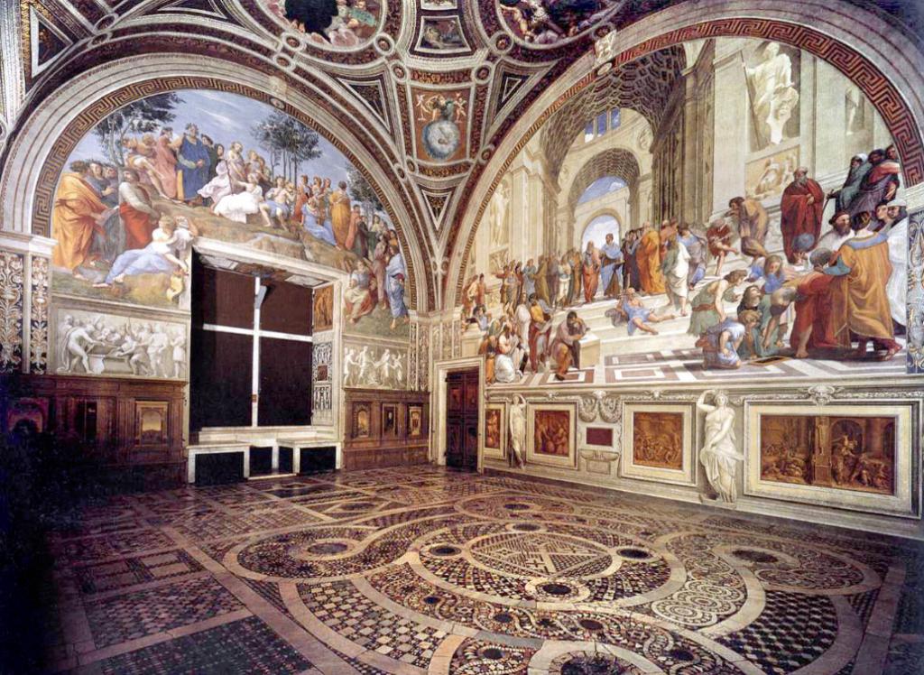 stanza_della_segnatura_school_of_athens