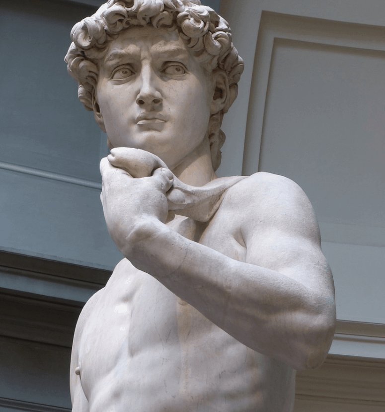 statue of david facts