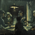 12 Facts About The Potato Eaters By Vincent Van Gogh