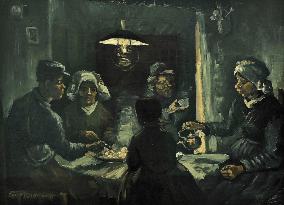 The Potato Eaters Study