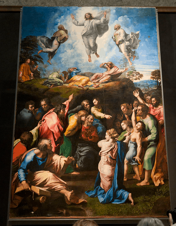 Facts about the Transfiguration by Raphael at the Vatican Museum