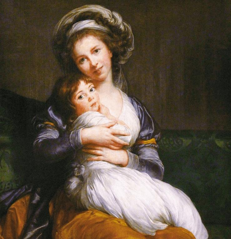 Élisabeth Vigée-Lebrun