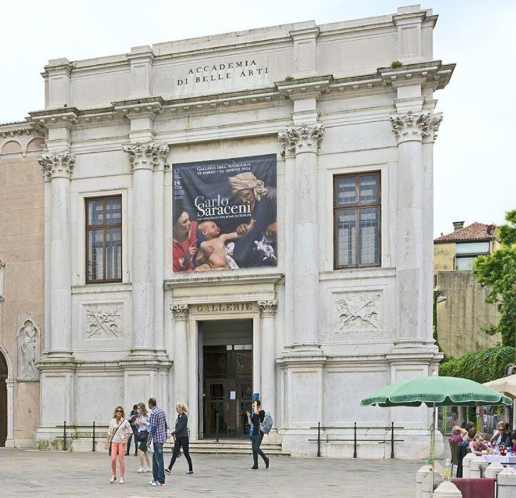 Accademia di belli arti venice