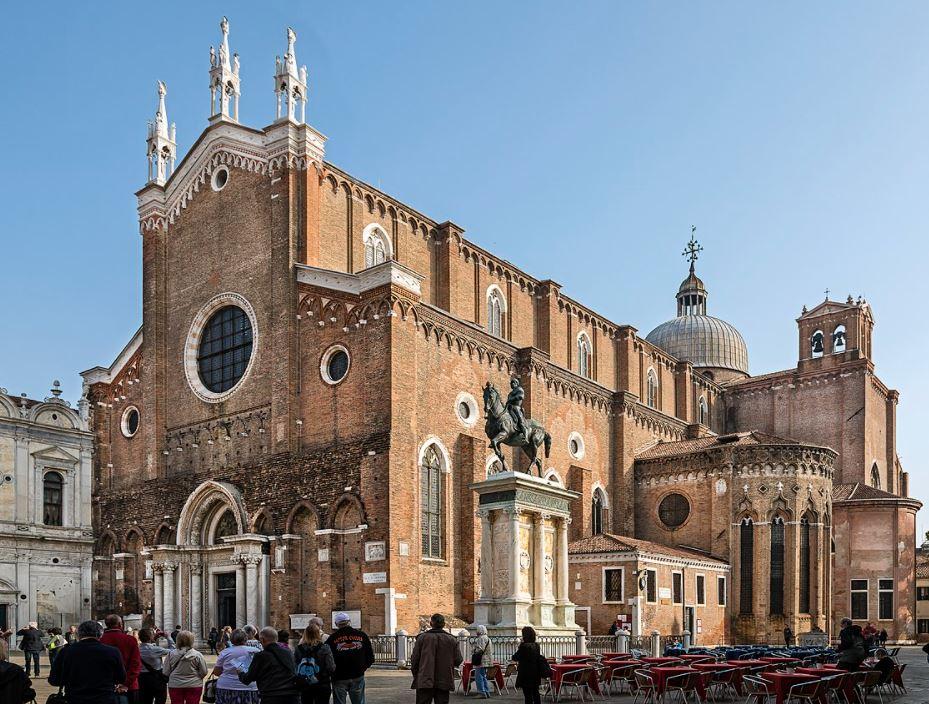 Basilica di Santi Giovanni e Paolo venice