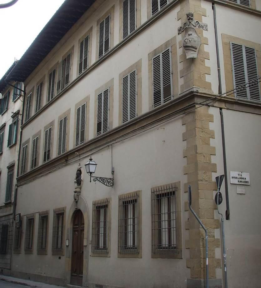 Casa Buonarroti building