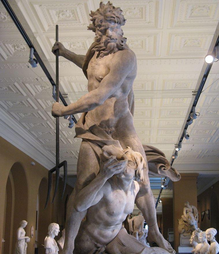 Neptune and triton bernini facts